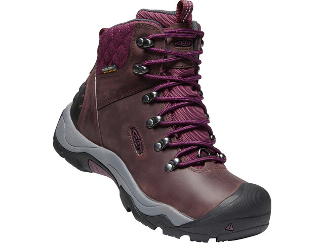 new styles bf10d 3ec57 Keen Revel III Shoes Women peppercorn/eggplant
